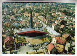 ARNOUVILLE LES GONESSE  95 - Jolie Vue Aérienne (scan Recto Verso) Val D'Oise - Arnouville Les Gonesses