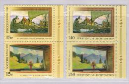 Liechtenstein Russia 2013 Joint Issue MNH ** - Liechtenstein