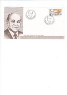 BRASILE  1985 - FDC - Yvert  1766 - Tancredo Neves - FDC