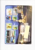 BRASILE   - Lettera Turistica  Illustrata Per L'Italia (molto Bella E Interessante) - FDC