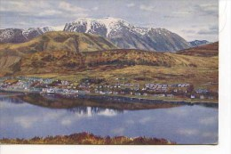 INVERNESS - Fort William, Loch Linnhe And Ben Nevis - By W S Thomson  M191 - Inverness-shire