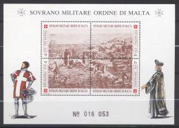 Smom 1993 Sass. BF41 MNH/** VF - Sovrano Militare Ordine Di Malta