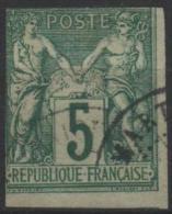 FRANCE COLONIES Emissions Générales Poste 31 (o) Type Sage 2 [ColCla] - Sage