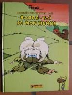 F´MURR - Génie Des Alpages N°3 - Barre-toi De Mon Herbe. - EO De 1977 - TB état. - Génie Des Alpages, Le