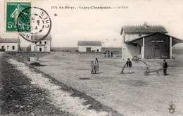 18 Lugny Champagne, La Gare - Autres Communes