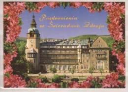 Bad Flinsberg - Kurhaus - Polen