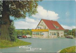 CAFE WOLPERT FREIENFELS   AK  1972 - Bayreuth