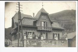 68---- Lautenbach  ---- Carte Photo D'habitation  -- Rue Du Moulin   ----- - Autres Communes