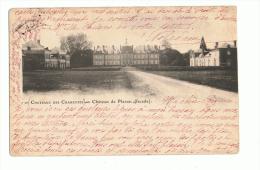 CHATEAU DE PLASSAC , FACADE  - 17 - PRES DE ST GENIS - Chateau Des Charentes  - CARTE PRECURSEUR - France