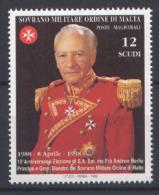 Smom 1998 Sass. 544 MNH/** VF - Malte (Ordre De)