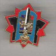 Pins De Direction Du Génie De La CMD De Bordeaux - Army