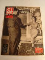 REVUE / CINE REVUE / N°  45 DE 1954 / GINA LOLLOBRIGIDA + 6 PAGES SUR MARYLIN MONROE - Magazines