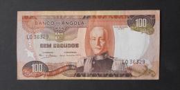 ANGOLA  100  ESCUDOS  1972     -    (Nº02951) - Angola