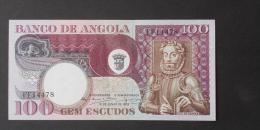 ANGOLA  100  ESCUDOS  1973     -    (Nº02955) - Angola