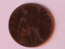 Grande-Bretagne 1 Penny 1896 - 1816-1901 : Frappes XIX° S.
