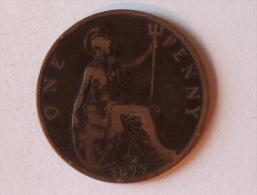 Grande-Bretagne 1 Penny 1897 - 1816-1901 : Frappes XIX° S.