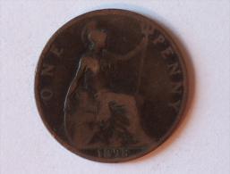 Grande-Bretagne 1 Penny 1898 - 1816-1901 : Frappes XIX° S.