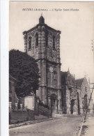 Rethel -   église Saint Nicolas - Rethel