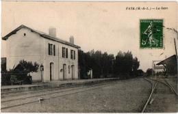 Maine&LOIRE    4 CP        Faye La Gare      Gouis          Saumur Quai De Limoges      Souvenir D'Angers - France