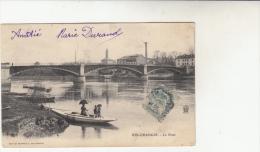 Ris Orangis  Le Pont Animée - Ris Orangis