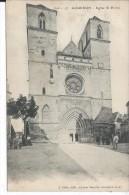 GOURDON - Eglise St Pierre - Gourdon