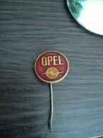 Old Opel Pin - Opel