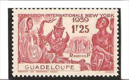 EXPOSITION INTERNATIONALE DE NEW YORK  N° 140 * - Unused Stamps