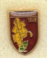 Pq1 Pin U.S. San Giorgio 1949 Calcio Distintivi FootBall Pins Soccer Pin Spilla Italy - Calcio