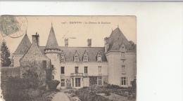 Quintin  Le Chateau De Grenieux - Quintin