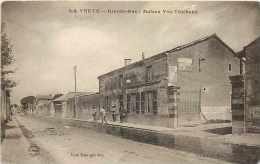 Août13c 947 : La Veuve  -  Grande Rue  -  Maison Vve Thiébaux - Francia