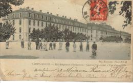 CPA MILITAIRE SAINT MIHIEL (Meuse) - 161° R.I Caserne Canrobert Vue D'ensemble - Saint Mihiel