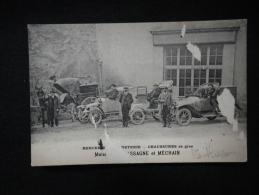 Montluçon: Mercerie Chassagne Et Méchain , Rue Notre - Dame. - Montlucon