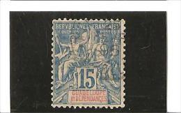 TIMBRES DES COLONIES FRANCAISES  N° 32  Oblitéré - Used Stamps