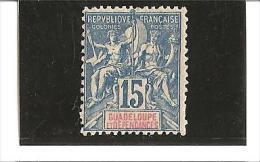 TIMBRES DES COLONIES FRANCAISES  N° 32 *  Charnières - Unused Stamps