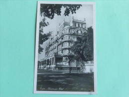 LE CAIRE - Hotel SEMIRAMIS - Le Caire