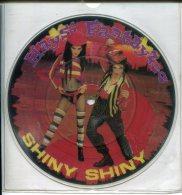 "Haysi Fantayzee""45t Vinyle Picture Disc""Shiny Shiny"" - Disco & Pop"