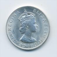 Bermudes 1 Crown 1964 - Bermudes