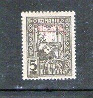 1918 - OCCUPATION ALLEMANDE/Timbres Aide Supplémentaire Mi 1 (KRIEGSSTEUERMARKE) - Besetzungen