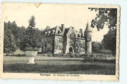 RESTEIGNE : Le Château De Cruckay. 2 Scans. Edition Martin - Tellin