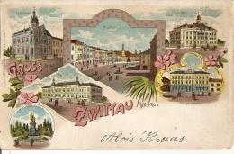 1901 - SVITAVY, 2 Scan, Gute Zustand - Tchéquie