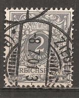 DEUTSCHES REICH -  MI.NR. 52 O - Gebruikt
