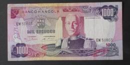 ANGOLA  1000  ESCUDOS  1972     -    (Nº02956) - Angola