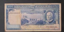 ANGOLA  1000  ESCUDOS  1970     -    (Nº02957) - Angola