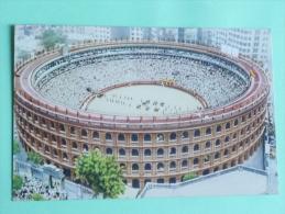 VALENCIA - Plaza De Toros , Dia De Corrida - Valencia