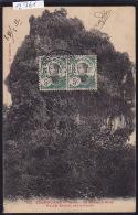 Cochinchine : Hatien : Le Bonnet à Poils, Rocher Abritant Une Bonzerie - Timbres Indochine Française 1911 (12´761) - Viêt-Nam