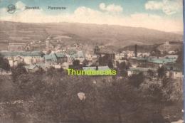 CPA STAVELOT PANORAMA - Stavelot