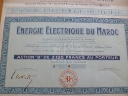 Essai D'Action.Groupement Des Industries De Matériaux De Construction. G.I.M.A.T. - Industrie