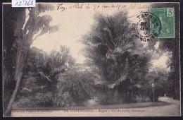 Cochinchine : Saïgon - Vue Du Jardin Botanique ; Timbre Indochine Française - 1906 (12´768) - Viêt-Nam