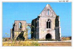 CPA - ILE DE RÉ - Abbaye Des Chateliers à La Flotte - Ile De Ré