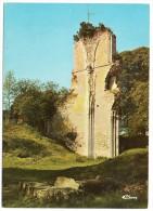 CP, 27, Abbaye De MORTEMER, En Forêt De LYONS, Ruine De L'Abbayede Mortemer, Le Transept Sud (XIIe S.) Vierge - Lyons-la-Forêt